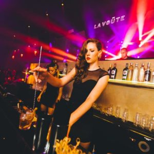 LaVoute Montreal Club pictures